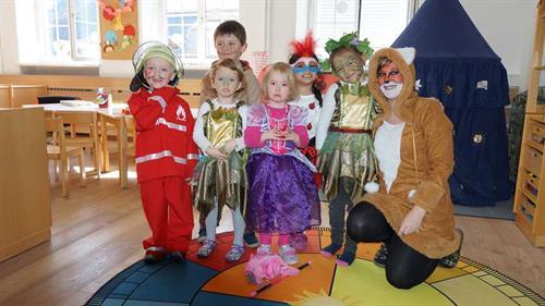 Fasching Im Kindergarten Ehenbichl Ehenbichl Ris Kommunal Www
